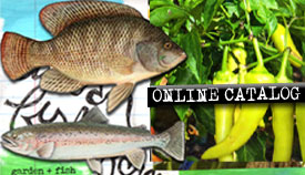aquaponics catalog