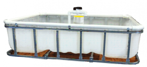 Aquaponics Growbed